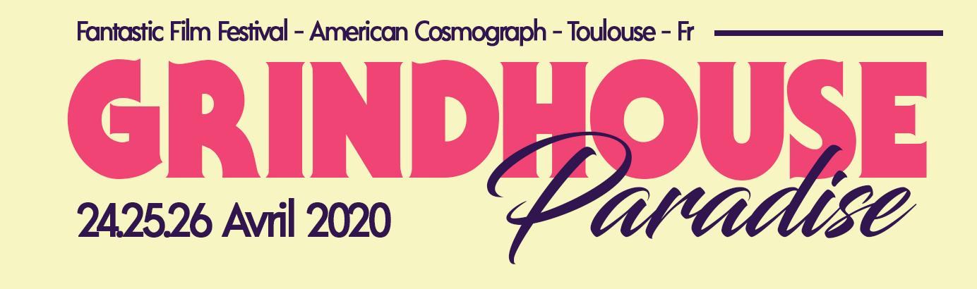 Grindhouse Paradise Logo