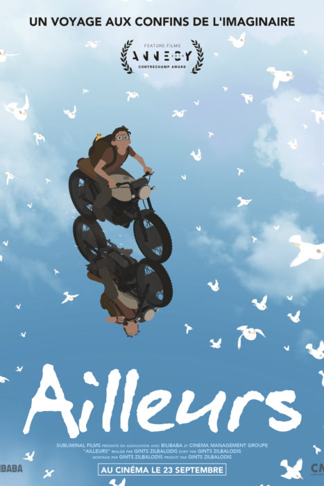 AILLEURS-poster