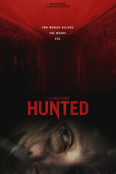 HUNTED affiche
